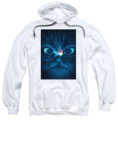 Cat Fish Sweatshirt