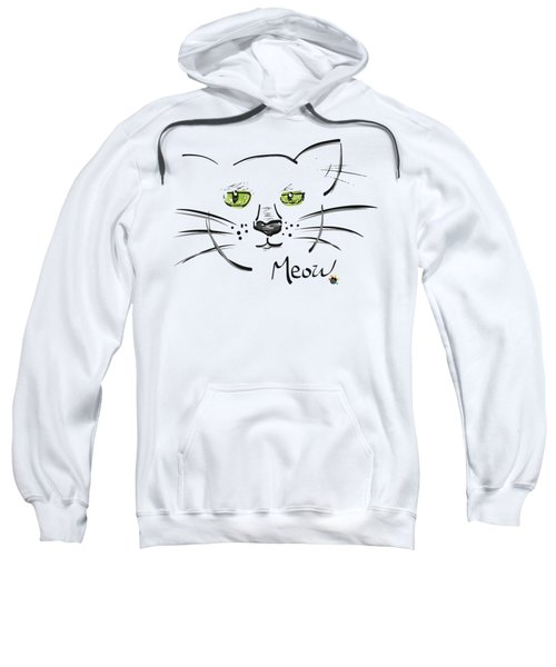 Cat Meow Sweatshirt
