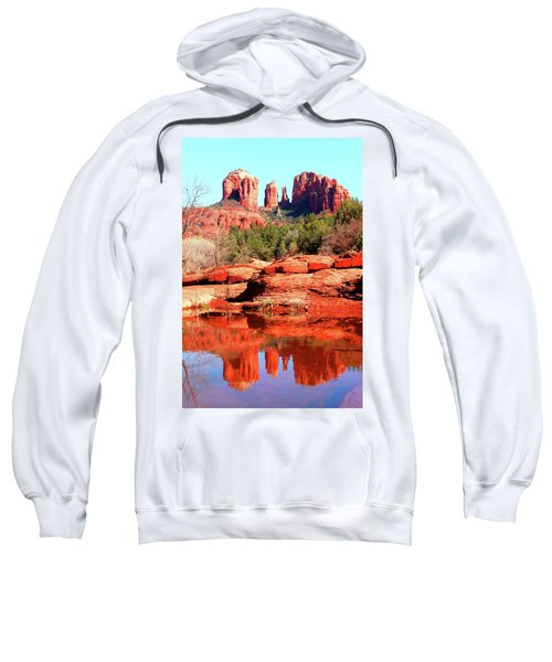 Cathedral Reflections 2 Sweatshirt