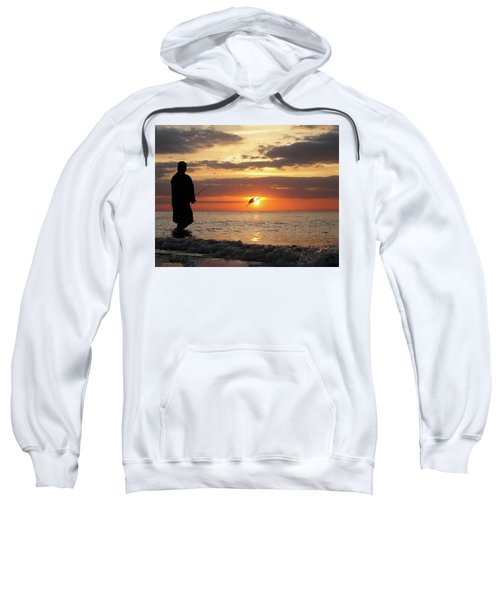 Caught At Sunset Sweatshirt