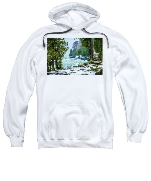 Cave Point #5 Sweatshirt