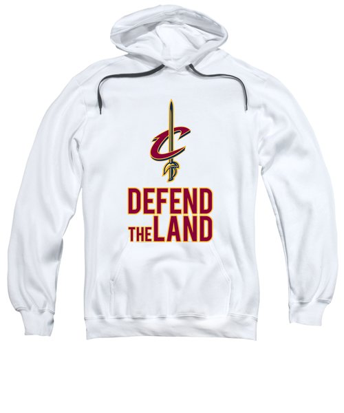 Cavs1 Sweatshirt by Jarryd Laurel