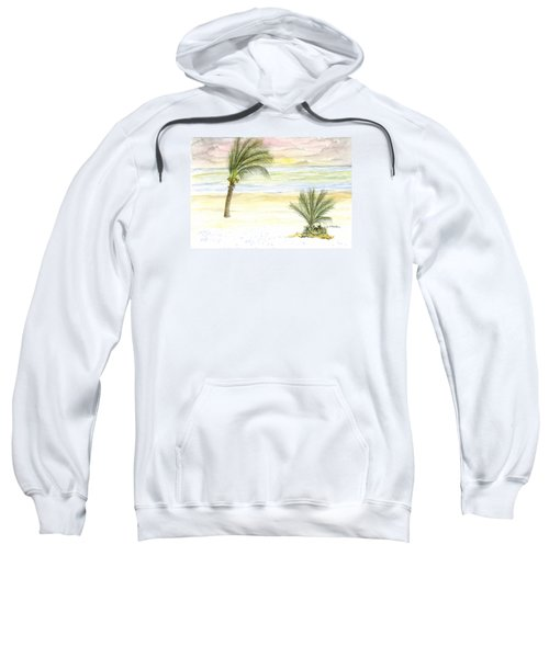 Cayman Beach Sweatshirt