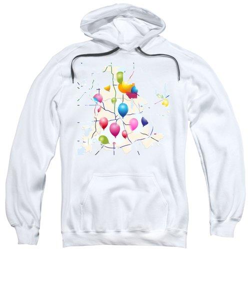Celebrate ? Sweatshirt by Jacquie King