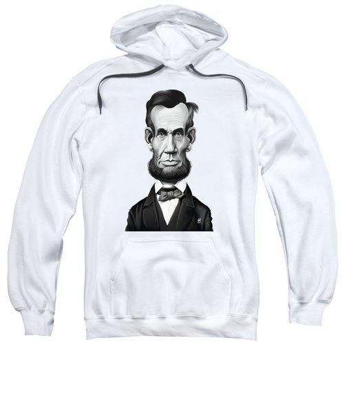 Celebrity Sunday - Abraham Lincoln Sweatshirt