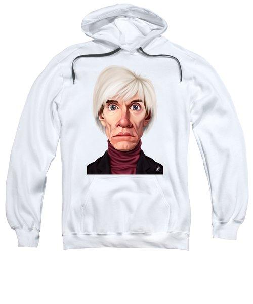 Celebrity Sunday - Andy Warhol Sweatshirt