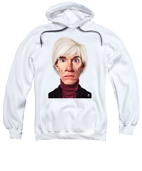 Celebrity Sunday - Andy Warhol Sweatshirt
