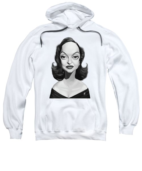 Celebrity Sunday - Bette Davis Sweatshirt