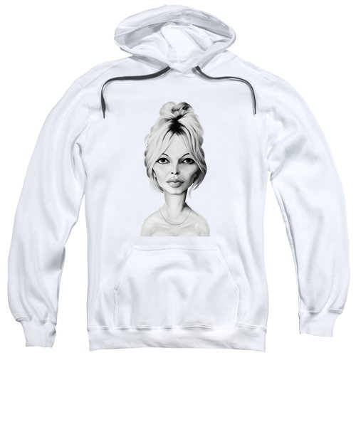 Celebrity Sunday - Brigitte Bardot Sweatshirt