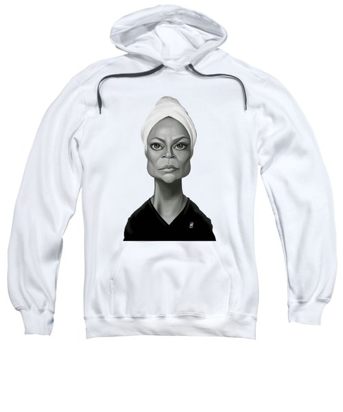 Celebrity Sunday - Eartha Kitt Sweatshirt