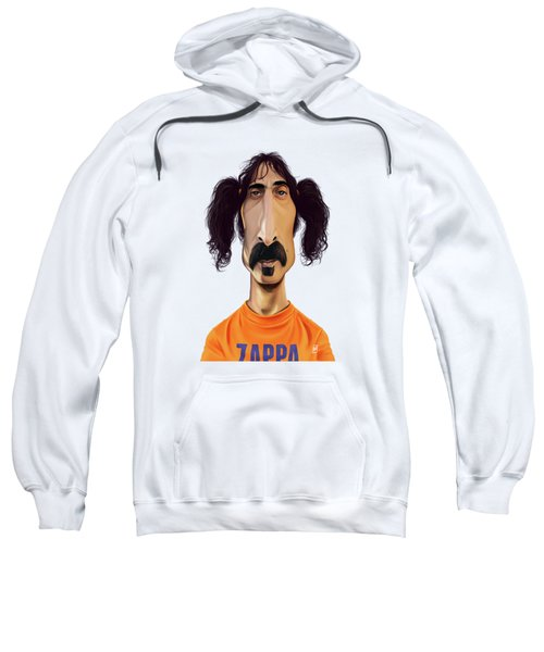 Celebrity Sunday - Frank Zappa Sweatshirt