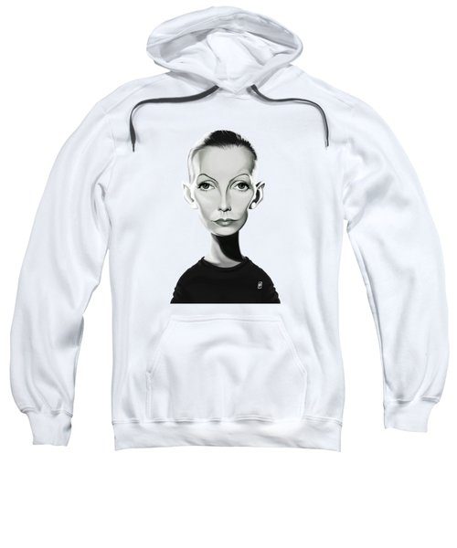 Celebrity Sunday - Greta Garbo Sweatshirt