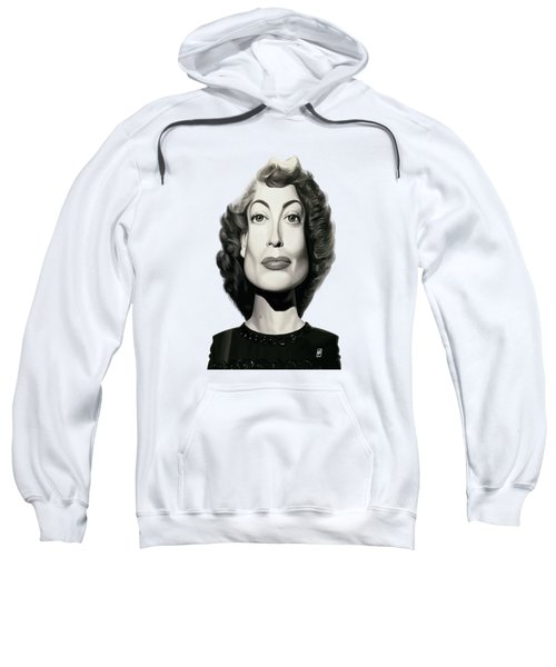 Celebrity Sunday - Joan Crawford Sweatshirt