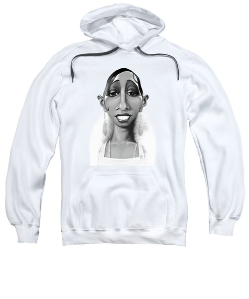 Celebrity Sunday - Josephine Baker Sweatshirt