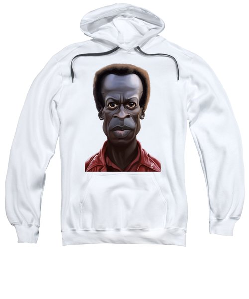 Celebrity Sunday - Miles Davies Sweatshirt