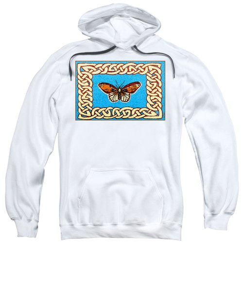 Celtic Butterfly Sweatshirt