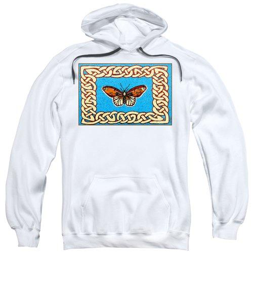 Celtic Butterfly Sweatshirt