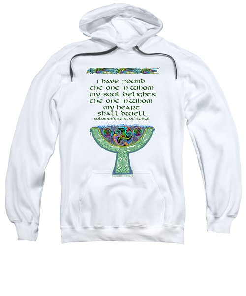 Celtic Wedding Goblet Sweatshirt
