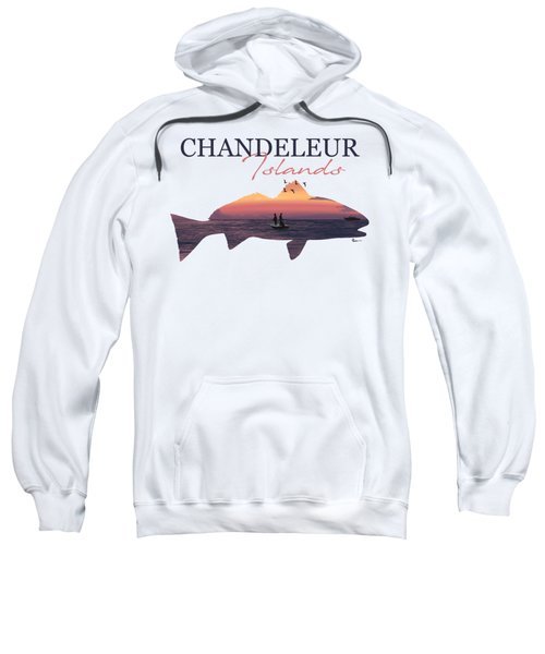 Chandeleur Red Sweatshirt