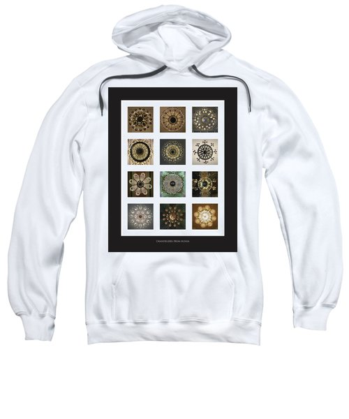Collection Poster Chandeliers From Russia Sweatshirt