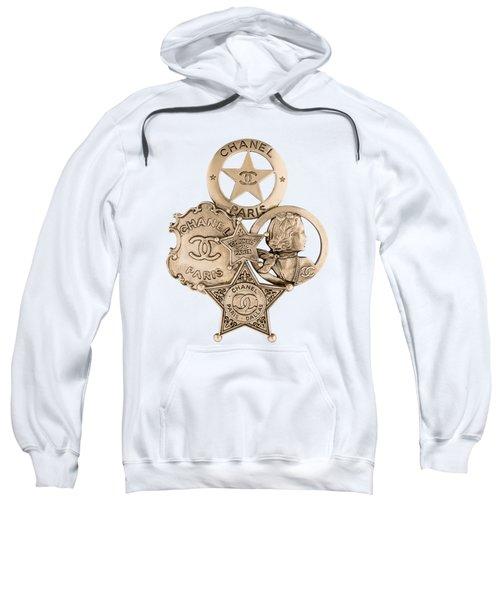Chanel Jewelry-16 Sweatshirt