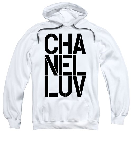 Chanel Luv-1 Sweatshirt