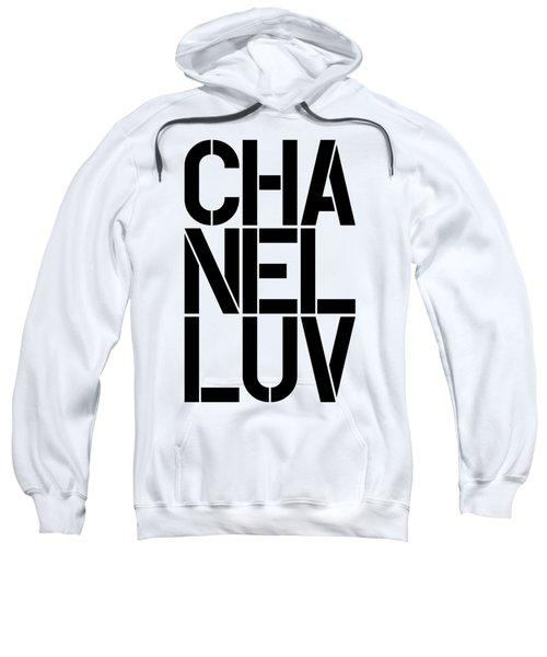 Chanel Luv-1 Sweatshirt