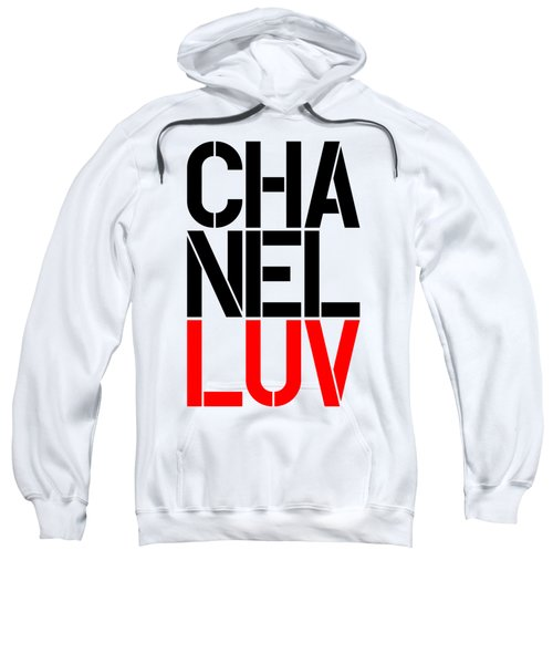 Chanel Luv-5 Sweatshirt