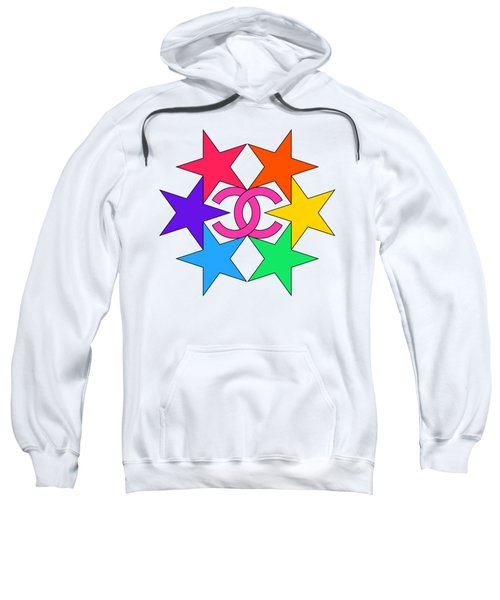 Chanel Stars-15 Sweatshirt