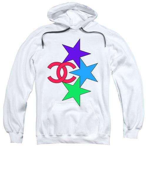 Chanel Stars-4 Sweatshirt