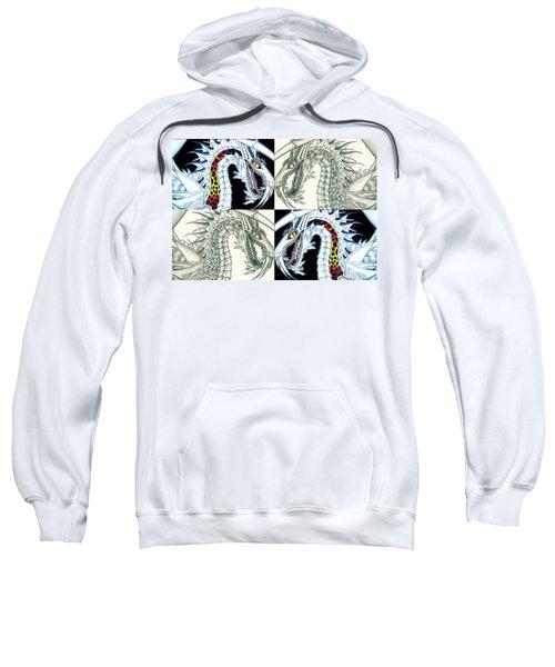Chaos Dragon Fact Vs Fiction Sweatshirt