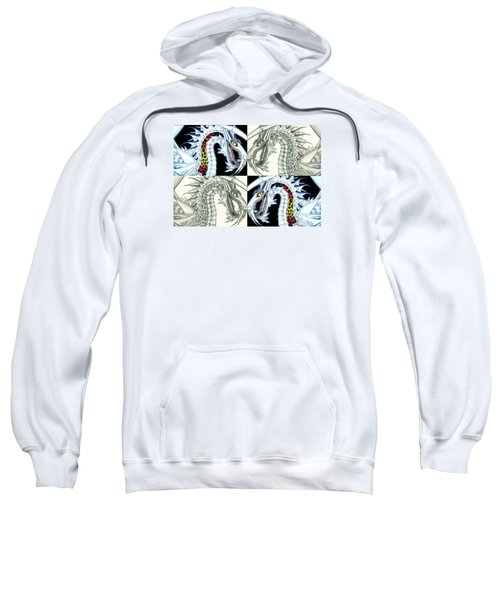 Chaos Dragon Fact Vs Fiction Sweatshirt
