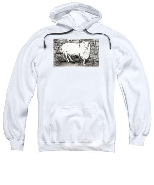 Charcoal Sheep Sweatshirt