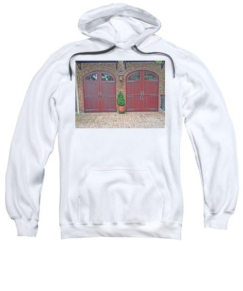 Charleston Doors Sweatshirt