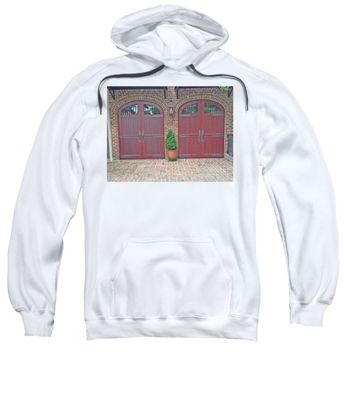 Charleston Doors Sweatshirt