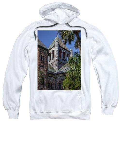 Charleston Historic Church Sweatshirt