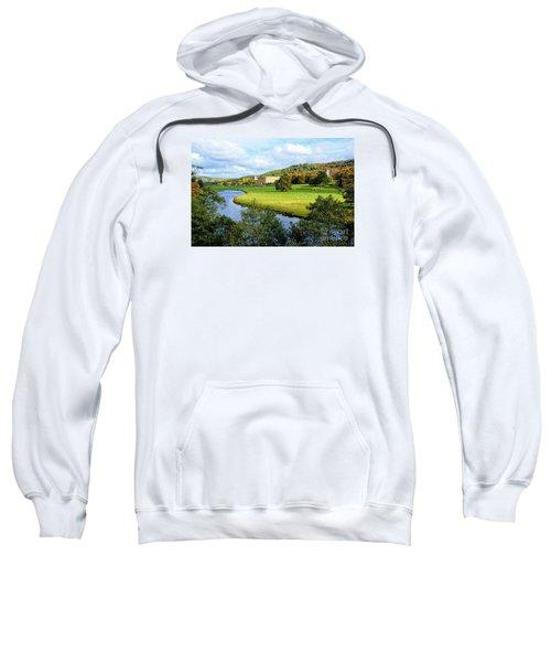 Chatsworth House View Sweatshirt
