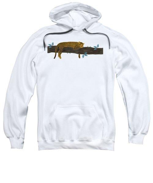 Cheetah Chill Sweatshirt