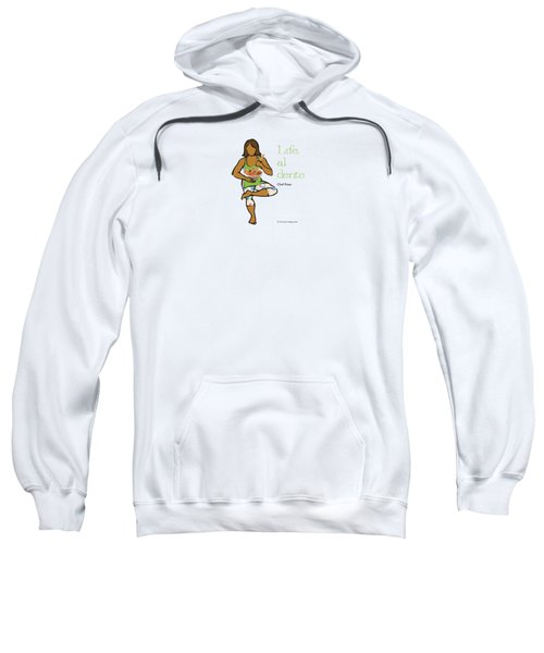 Chef Pose 2 Sweatshirt
