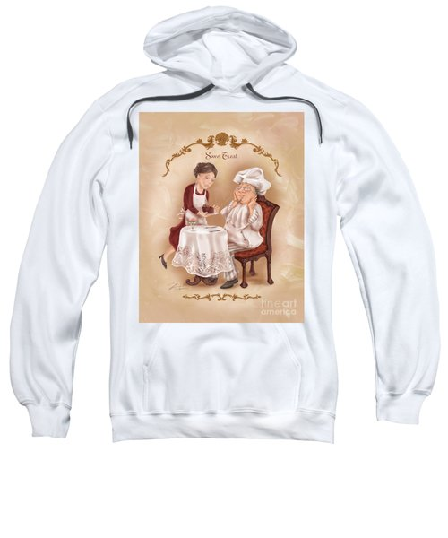 Chefs On A Break-sweet Treat Sweatshirt