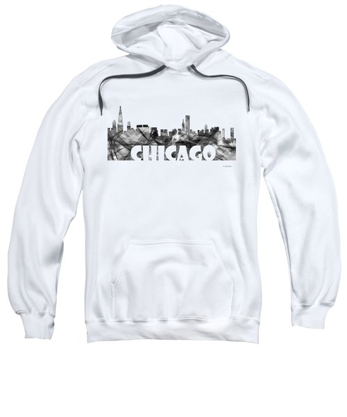 Chicago Illinios Skyline Sweatshirt