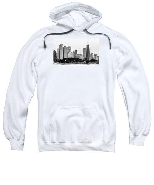 Chicago Skyline Architecture Sweatshirt