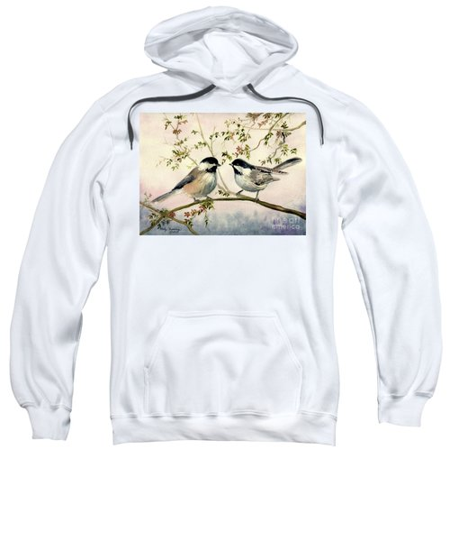 Chickadee Love Sweatshirt