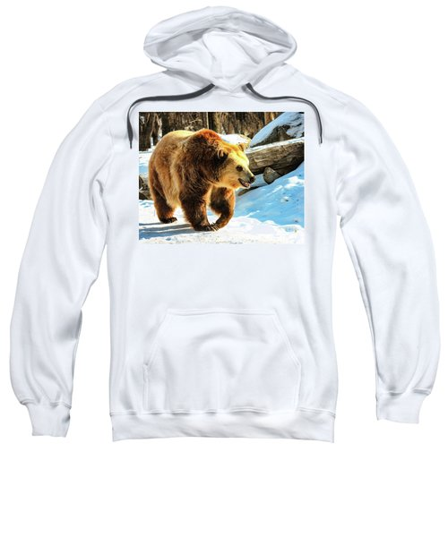 Chief Walking Bear Sweatshirt