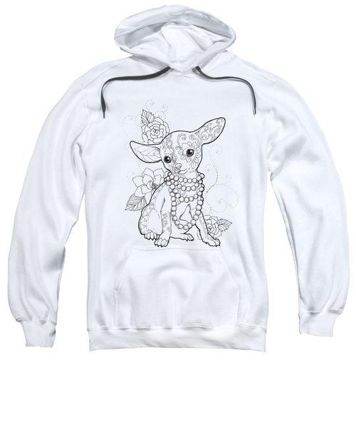 Chihuahua Chic Sweatshirt
