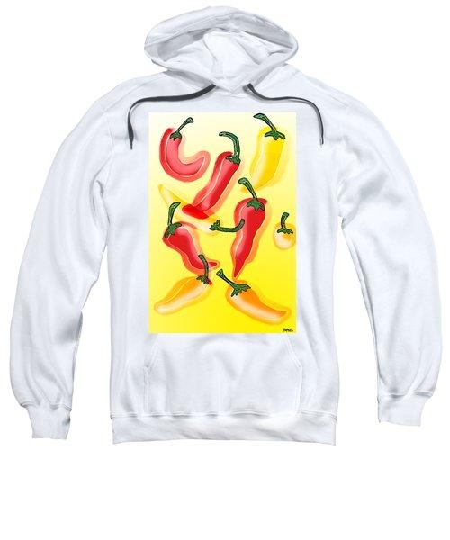 Chiles En El Sol Sweatshirt