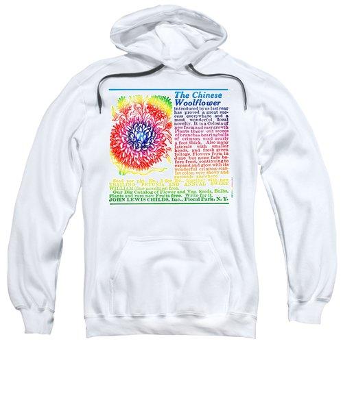 Chinese Woolflower Sweatshirt