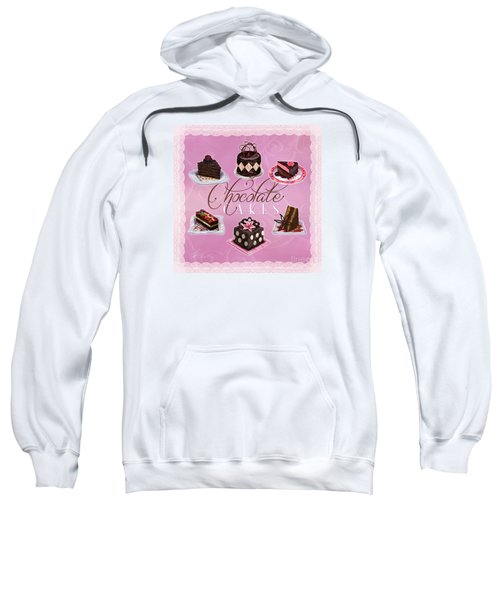 Chocolate Cakes Sweatshirt