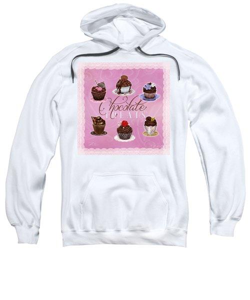Chocolate Treats Sweatshirt