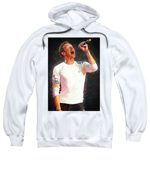 Chris Martin - Coldplay Sweatshirt